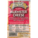 [Naturally Good Kosher Cheese]  Kosher Muenster Cheese