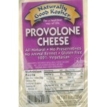 [Naturally Good Kosher Cheese]  Provolone, Single Kosher