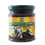 [Gaea] Greek Olives/Capers Olives, Kalamata, Pitted  At least 95% Organic