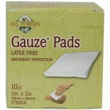 [All Terrain] First Aid Gauze Pads 2x2