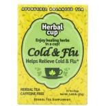 [Herbal Cup Tea] Herbal Teas Cold N Flu