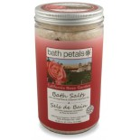 [Bath Petals] Bath Salts - Jar California Rose Garden