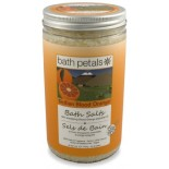 [Bath Petals] Bath Salts - Jar Sicilian Blood Orange