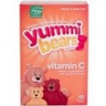 [Hero Nutritionals] Yummi Bears Vitamin C