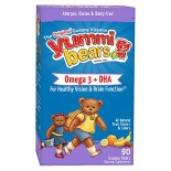 [Hero Nutritionals] Yummi Bears With DHA