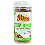 [Hero Nutritionals] Slice Of Life Multi Vitamin+ Vegetarian