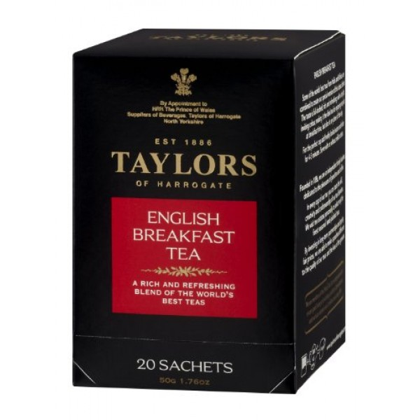 [Taylors Of Harrogate] Bagged Teas English Breakfast
