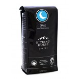 [Kicking Horse] Whole Bean Coffee Decaf, Dark Roast, SWP  At least 95% Organic