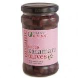 [Divina] Olives Kalamata Olives, Sliced  At least 95% Organic