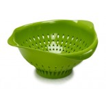[Preserve] Kitchenware Colander, 3.5 Quart, Large, Green
