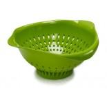 [Preserve] Kitchenware Colander, 3.5 Quart, Large, Green