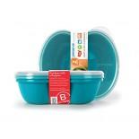 [Preserve] Food Storage Sandwich, Aquamarine