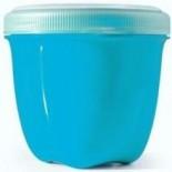 [Preserve] Food Storage Mini Round, Aqua 8 OZ