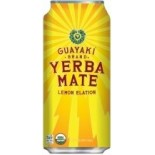 [Guayaki] Organic Energy Mate Drinks Lemon Elation FT  At least 95% Organic