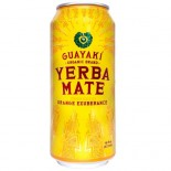 [Guayaki] Organic Energy Mate Drinks Orange Exuberance  At least 95% Organic