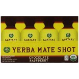 [Guayaki] Energy Shots Chocolate Raspberry FT  At least 95% Organic