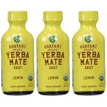 [Guayaki] Energy Shots Lemon FT  At least 95% Organic