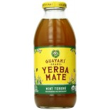 [Guayaki] Organic Energy Mate Drinks Mint Terere  At least 95% Organic