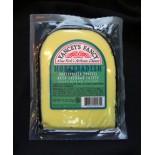 [Yanceys Fancy] Cheese Cheddar Wedge, Horseradish