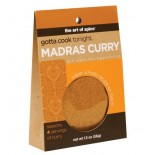 [Urban Accents] Gotta Cook Tonight Madras Curry