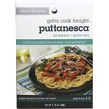[Urban Accents] Gotta Cook Tonight Puttanesca