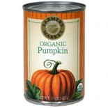 [Farmers Market] Canned Vegetables Pumpkin Puree  100% Organic