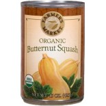 [Farmers Market] Canned Vegetables Butternut Squash  100% Organic