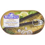 [Rugenfisch]  Herring, Smoked, In Oil