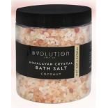 [Evolution Salt Co] Himalayan Bath Salts Coarse Grind, Coconut