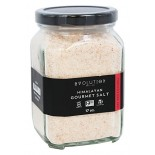 [Evolution Salt Co] Himalayan Gourmet Salt Fine Grind, Glass Jar