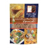 [Explore Asian] Gluten Free Jasmine Rice Pasta Brown, Vermicelli Noodles  At least 95% Organic