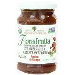 [Fiordifrutta] Fruit Spreads Strawberry  At least 95% Organic