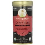 [Zhena`S Gypsy Tea] Tea Bags Gypsy Rose  At least 95% Organic