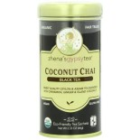 [Zhena`S Gypsy Tea] Tea Bags Coconut Chai  At least 95% Organic
