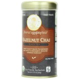 [Zhena`S Gypsy Tea] Tea Bags Hazelnut Chai Black  At least 95% Organic