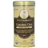 [Zhena`S Gypsy Tea] Tea Bags Caramel Chai Red  At least 95% Organic