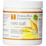 [Himalayan Institute] Neti Products Neti Pot, Salt USP Grade