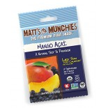 [Matt`S Munchies] Premium Fruit Snack Mango Acai  At least 95% Organic
