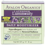 [Avalon Organics] Brilliant Balance Lavender Daily Moisturizer