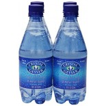 [Crystal Geyser] Mineral Water, 18 oz Plain