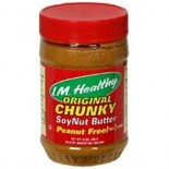 [I.M. Healthy] Soy Nut Butter Chunky, Original