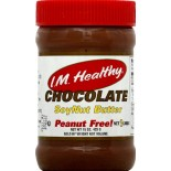 [I.M. Healthy] Soy Nut Butter Creamy w/ Chocolate