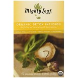 [Mighty Leaf Tea] Herbal Tea Detox Infusion  At least 95% Organic