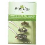 [Mighty Leaf Tea] Green Tea Green and White Variety