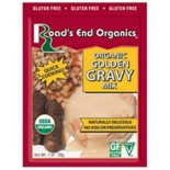 [Road`S End Organics] Gravy Mixes, Gluten Free Golden  At least 95% Organic