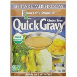 [Road`S End Organics] Gravy Mixes, Gluten Free Shiitake Mushroom  At least 95% Organic