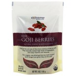 [Extreme Health Usa]  Goji Berries  At least 95% Organic