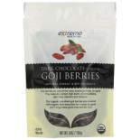 [Extreme Health Usa]  Goji Berries, Dark Chocolate  At least 95% Organic