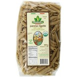 [Bioitalia] Pasta-Whole Wheat Penne Rigate  At least 95% Organic