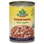 [Bioitalia] Canned Beans Borlotti  At least 95% Organic